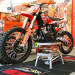 Theft of the Jordi Tixier KTM 125 SX at Cologne
