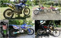 Vol des ex motos d'usine de Fred Bolley et de Christophe Pourcel