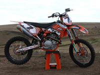 La dernière moto de McFarlane a été volée dans le magasin de son frère