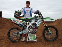 Team LPE Kawasaki : 9 moto volées