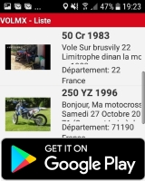 Volmx on Google Play