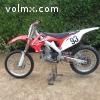 450 HONDA CRF 2010