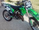 125 kx 2007