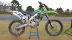 250 KX250F 2013