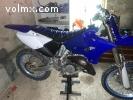 125 Yamaha yz 2006